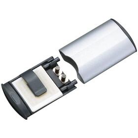 Topeak Rescue Box, silver
